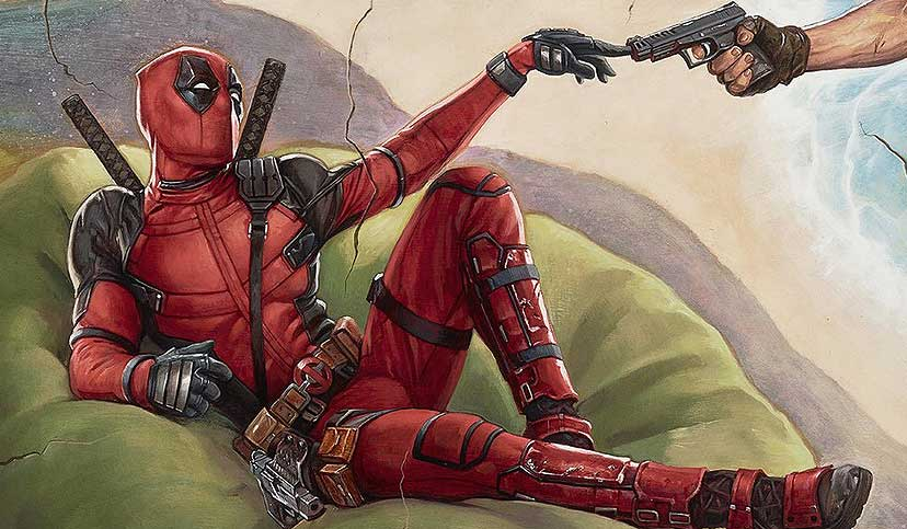 Deadpool's back!