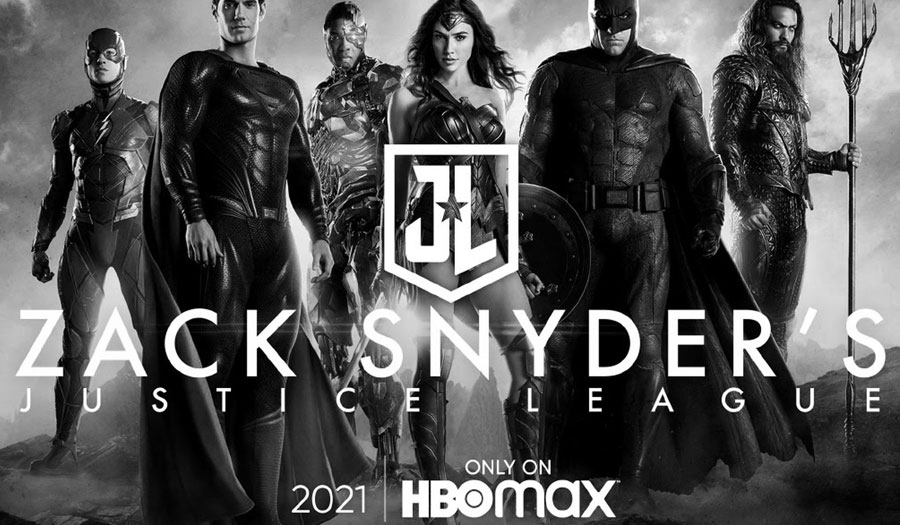 Posters For The Snyder Cut